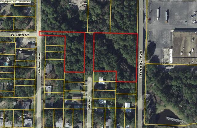 00 Lisenby Avenue, Panama City, FL 32401 (MLS #658251) :: Counts Real Estate Group