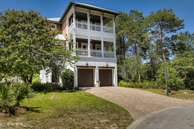 87 S Grand Pointe Drive, Inlet Beach, FL 32413 (MLS #659065) :: Keller Williams Success Realty