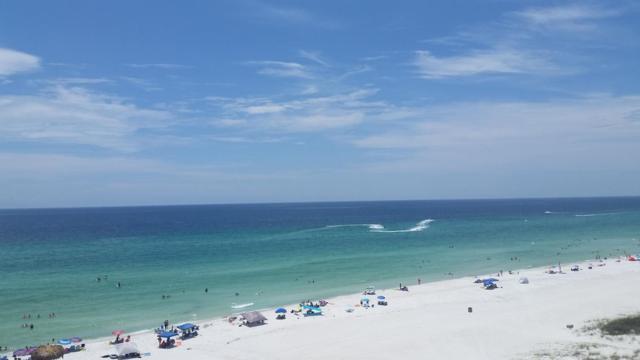 5801 Thomas Drive #803, Panama City Beach, FL 32408 (MLS #659997) :: Coast Properties