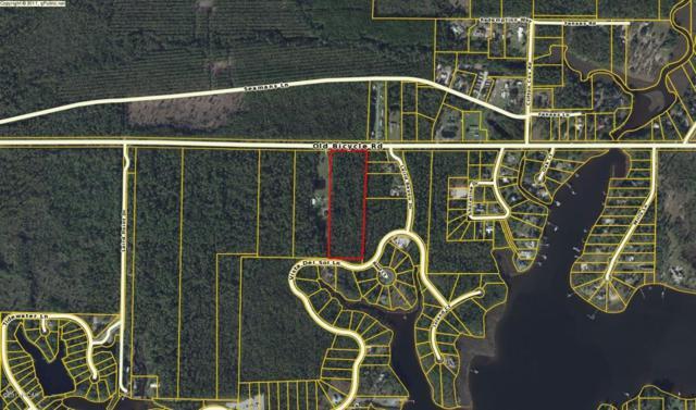 00 Old Bicycle Road, Callaway, FL 32404 (MLS #661235) :: Keller Williams Success Realty