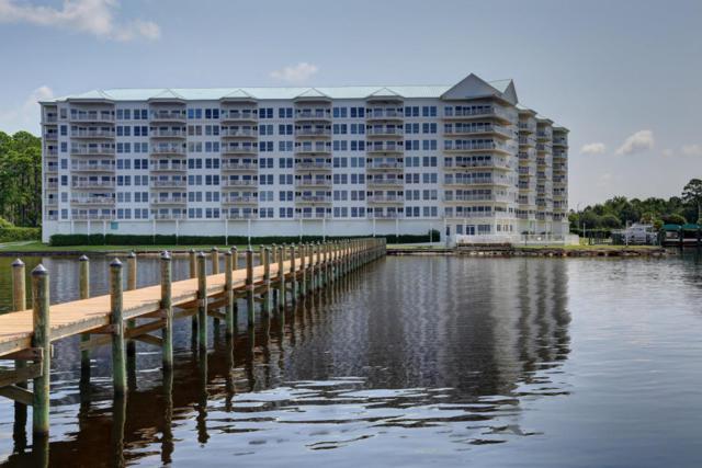 1600 Marina Bay Drive #702, Panama City, FL 32409 (MLS #661506) :: ResortQuest Real Estate