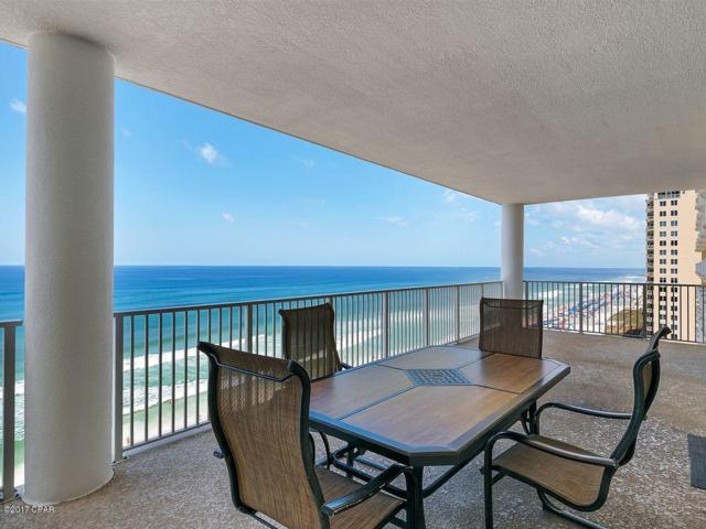 10611 Front Beach Road #1103, Panama City Beach, FL 32407 (MLS #663391) :: ResortQuest Real Estate