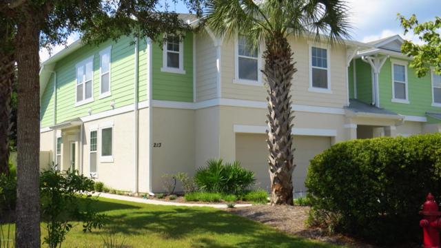 213 Sand Oak, Panama City Beach, FL 32413 (MLS #663420) :: Scenic Sotheby's International Realty
