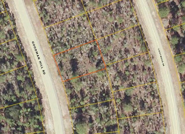 0000 Goodman Hill Road, Chipley, FL 32428 (MLS #663578) :: Keller Williams Emerald Coast