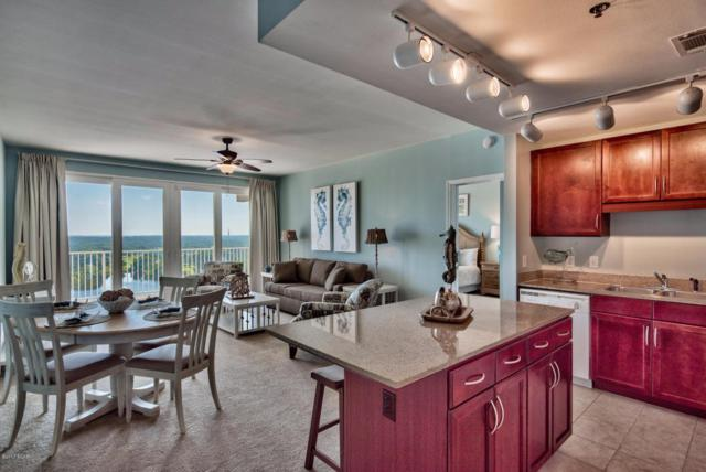 9860 S Thomas Drive #1607, Panama City Beach, FL 32408 (MLS #663762) :: Keller Williams Success Realty