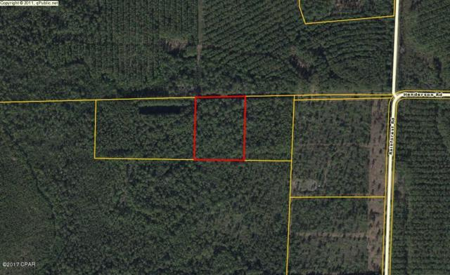 000 Henderson Rd., Panama City, FL 32404 (MLS #663778) :: Coast Properties