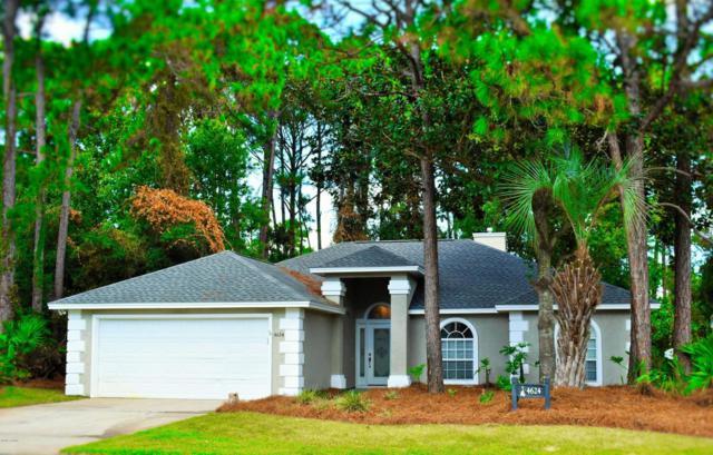 4624 Delwood Park Boulevard, Panama City Beach, FL 32408 (MLS #663880) :: Keller Williams Success Realty