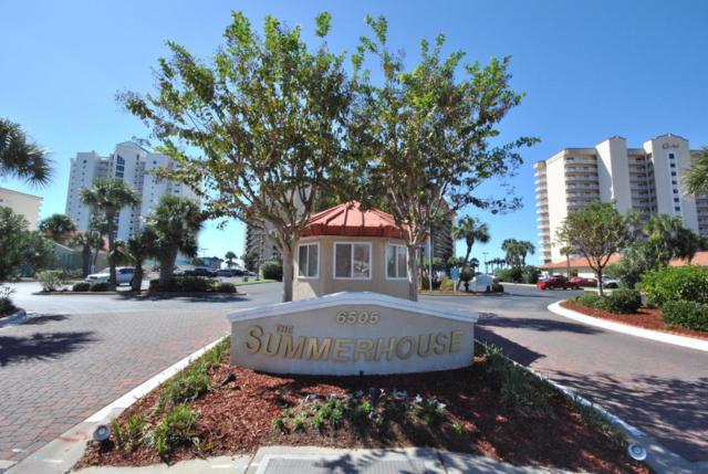 6505 Thomas Drive 102A, Panama City Beach, FL 32408 (MLS #664275) :: Keller Williams Emerald Coast
