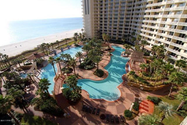 9900 S Thomas Drive #819, Panama City Beach, FL 32408 (MLS #664468) :: ResortQuest Real Estate