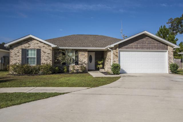 1106 N Haven Circle, Lynn Haven, FL 32444 (MLS #665128) :: Keller Williams Success Realty