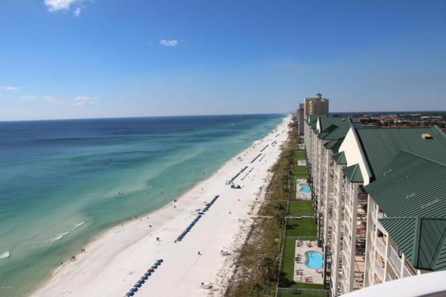 9900 Thomas Drive #1701, Panama City Beach, FL 32408 (MLS #665215) :: Berkshire Hathaway HomeServices Beach Properties of Florida