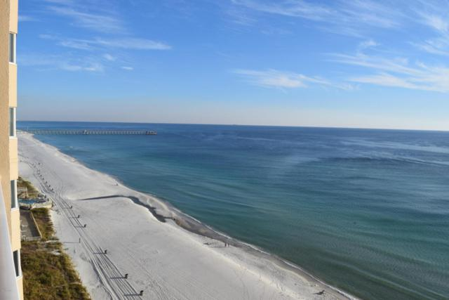 16819 Front Beach 1106 #1106, Panama City Beach, FL 32413 (MLS #665291) :: Keller Williams Success Realty