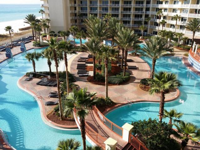 9900 S Thomas 1629 Drive #1629, Panama City Beach, FL 32408 (MLS #665304) :: ResortQuest Real Estate