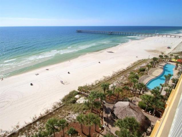 15817 Front Beach Road #908, Panama City Beach, FL 32413 (MLS #665324) :: Scenic Sotheby's International Realty