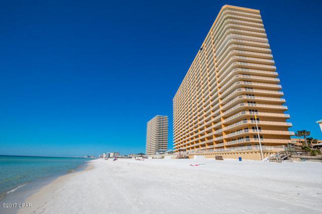 5004 Thomas Drive #1012, Panama City Beach, FL 32408 (MLS #665504) :: Berkshire Hathaway HomeServices Beach Properties of Florida