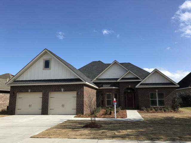 302 Waterford Drive, Lynn Haven, FL 32444 (MLS #665551) :: Berkshire Hathaway HomeServices Beach Properties of Florida