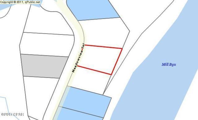 407 Meadowview Terrace Lot 4, Lynn Haven, FL 32444 (MLS #665798) :: ResortQuest Real Estate