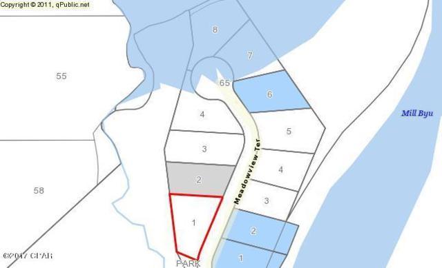 402 Meadowview Terrace Lot 1, Lynn Haven, FL 32444 (MLS #665800) :: ResortQuest Real Estate