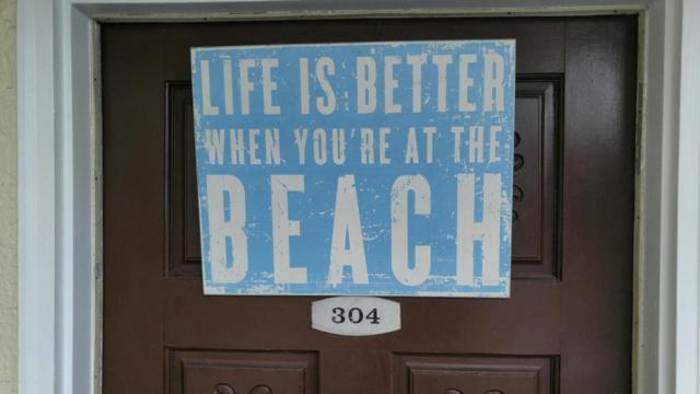 5801 Thomas #304, Panama City Beach, FL 32408 (MLS #666445) :: Coast Properties