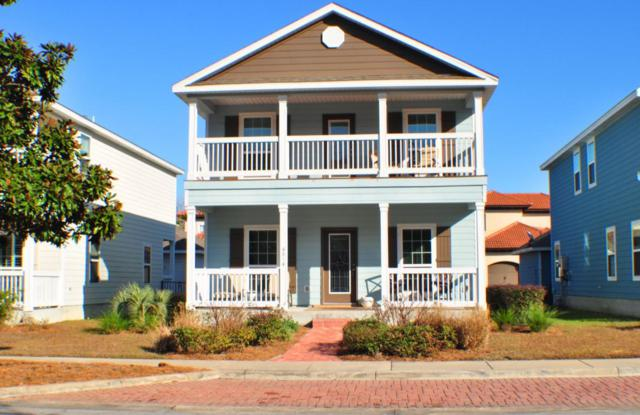 4814 Stellata Lane, Panama City Beach, FL 32408 (MLS #666755) :: Coast Properties