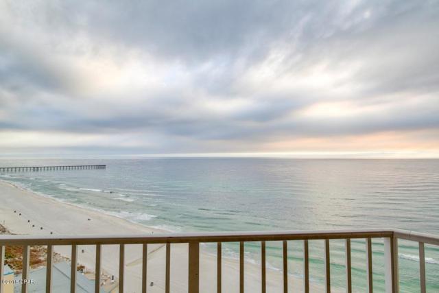 16819 Front Beach Road #1218, Panama City Beach, FL 32413 (MLS #666807) :: Keller Williams Success Realty