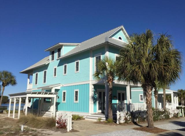411 Lakefront Drive, Panama City Beach, FL 32413 (MLS #666825) :: ResortQuest Real Estate