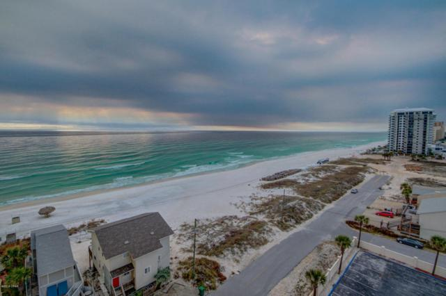 5801 Thomas Drive #1002, Panama City Beach, FL 32408 (MLS #666883) :: Coast Properties