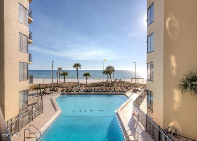 9850 S Thomas Drive 201W, Panama City Beach, FL 32408 (MLS #666949) :: Berkshire Hathaway HomeServices Beach Properties of Florida