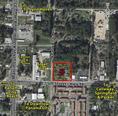 749 E 15TH Street 807, 821, & 823, Panama City, FL 32405 (MLS #667032) :: Keller Williams Success Realty