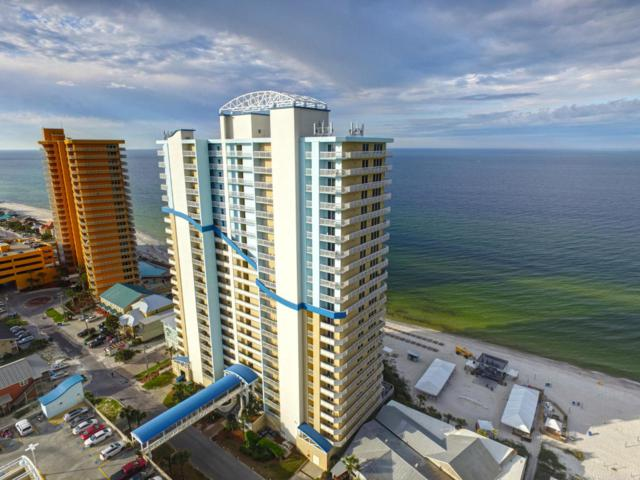 5115 Gulf Drive #1402, Panama City Beach, FL 32408 (MLS #667042) :: Keller Williams Success Realty