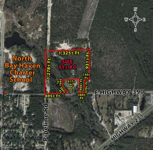 00 Hwy 390, Panama City, FL 32404 (MLS #667214) :: Keller Williams Realty Emerald Coast