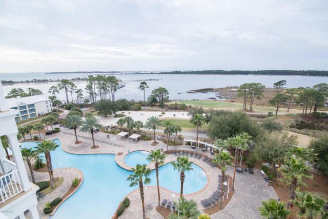 4100 Marriott Drive #808, Panama City Beach, FL 32408 (MLS #667385) :: Keller Williams Success Realty