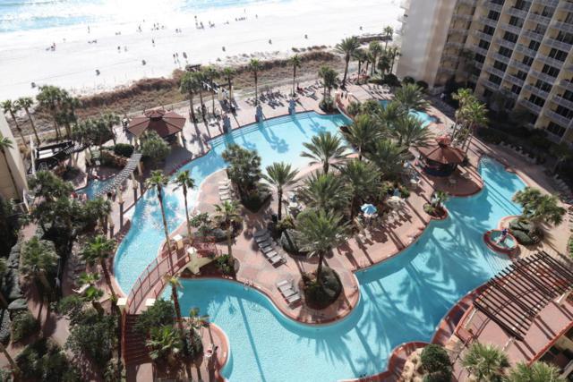 9900 Thomas Drive #1220, Panama City Beach, FL 32408 (MLS #667785) :: Coast Properties