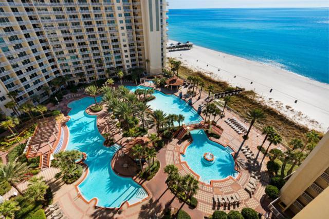 9900 S Thomas Drive #1208, Panama City Beach, FL 32408 (MLS #667894) :: Keller Williams Success Realty