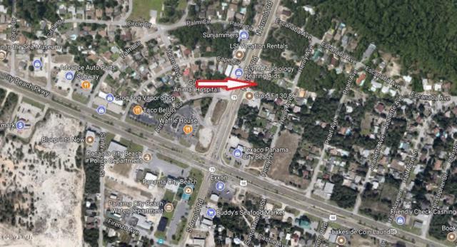 122 & 124 N Highway 79, Panama City Beach, FL 32413 (MLS #667954) :: Keller Williams Emerald Coast