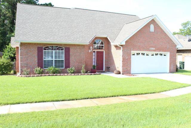1503 Sydney Lane, Lynn Haven, FL 32444 (MLS #668092) :: Berkshire Hathaway HomeServices Beach Properties of Florida