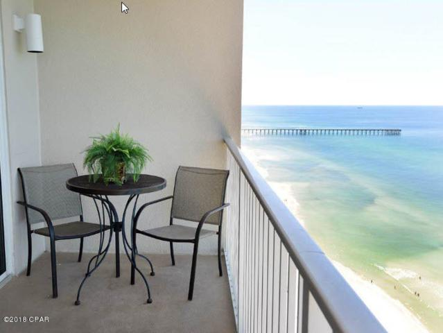 16819 Front Beach Road #2112, Panama City Beach, FL 32413 (MLS #668372) :: Berkshire Hathaway HomeServices Beach Properties of Florida