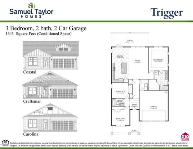 314 Graze Point Drive, Panama City Beach, FL 32407 (MLS #668421) :: Counts Real Estate Group
