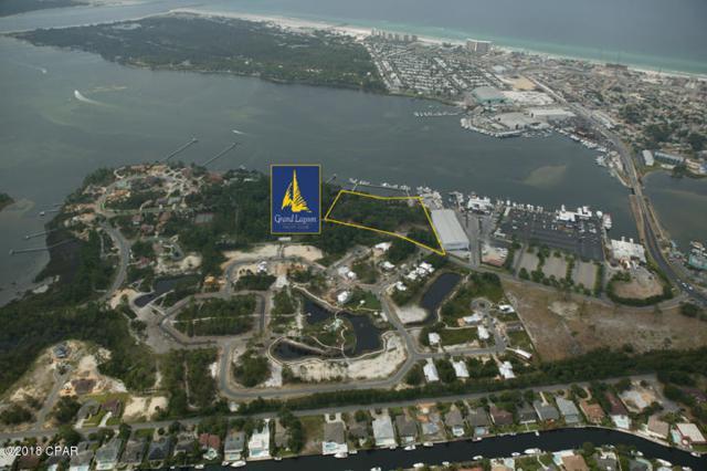 5201 N Lagoon Drive, Panama City Beach, FL 32408 (MLS #668422) :: Berkshire Hathaway HomeServices Beach Properties of Florida