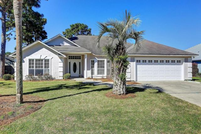 311 Lyonia Lane, Panama City Beach, FL 32408 (MLS #668794) :: Keller Williams Success Realty