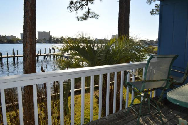 6909 North Lagoon Drive B-3, Panama City Beach, FL 32408 (MLS #668979) :: Keller Williams Success Realty