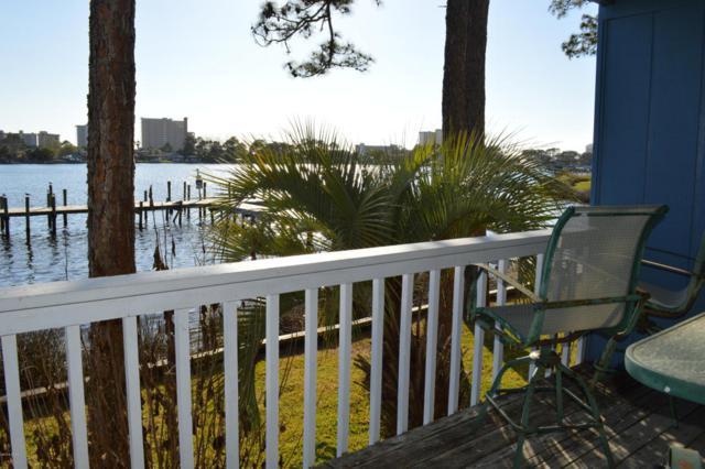 6909 North Lagoon Drive B-3, Panama City Beach, FL 32408 (MLS #668979) :: Coast Properties