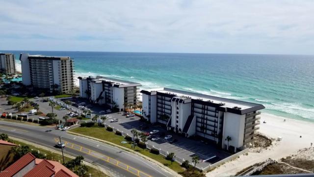 11800 Front Beach #1008, Panama City Beach, FL 32407 (MLS #669023) :: ResortQuest Real Estate