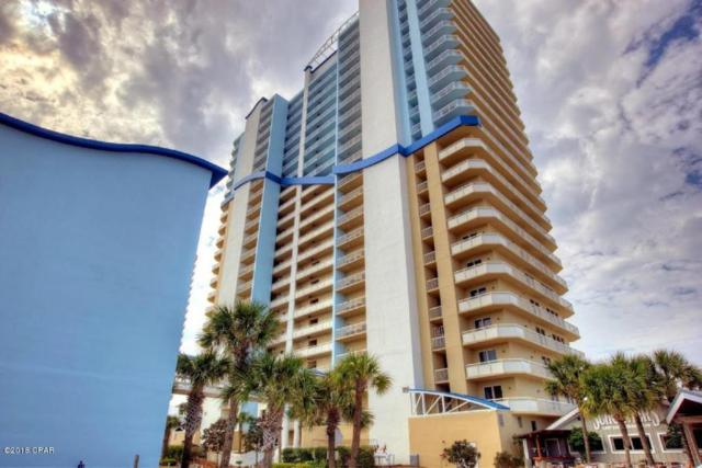 5115 Gulf Drive #302, Panama City Beach, FL 32408 (MLS #669263) :: Keller Williams Success Realty