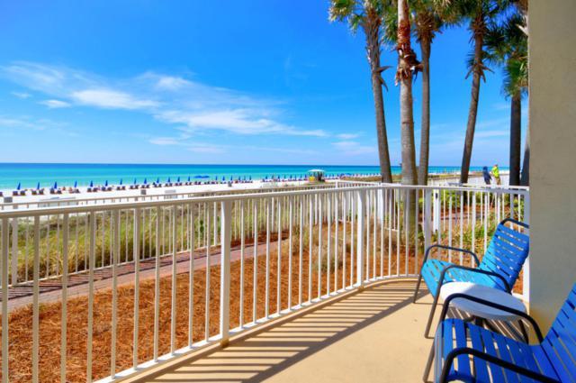 9900 S Thomas Drive #129, Panama City Beach, FL 32408 (MLS #669293) :: Keller Williams Emerald Coast