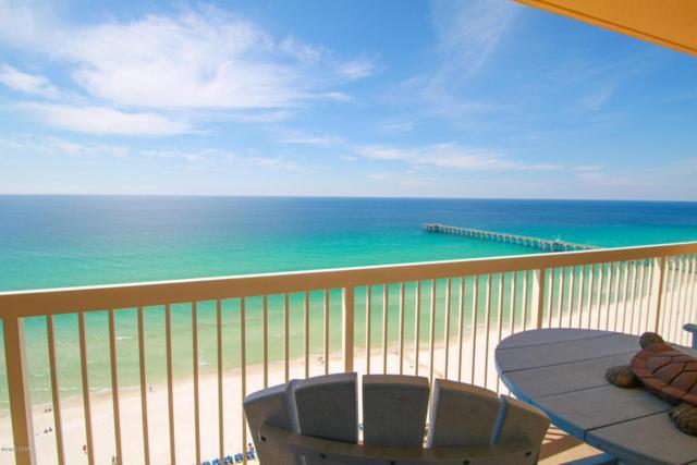 15817 Front Beach Road 2-1702, Panama City Beach, FL 32413 (MLS #669296) :: ResortQuest Real Estate