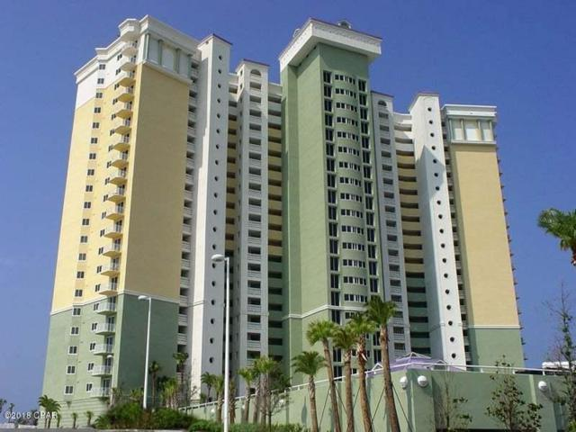 9450 S Thomas Drive 801C, Panama City Beach, FL 32408 (MLS #669298) :: Coast Properties