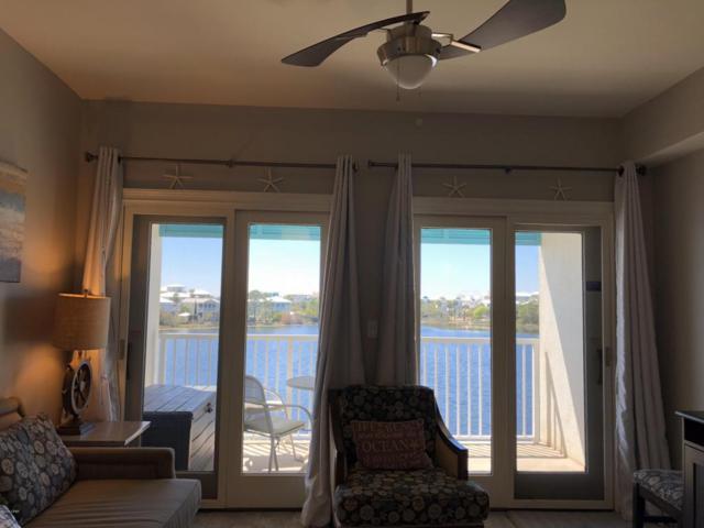 114 Carillon Market Street #313, Panama City Beach, FL 32413 (MLS #669324) :: Coast Properties