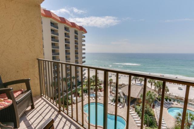6505 Thomas Drive #605, Panama City Beach, FL 32408 (MLS #669387) :: Keller Williams Emerald Coast