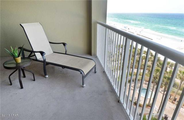 11807 Front Beach Road #704, Panama City Beach, FL 32407 (MLS #669530) :: Berkshire Hathaway HomeServices Beach Properties of Florida